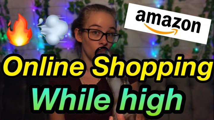 Online Shopping While High |Brittany Allison
