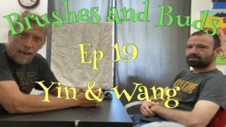 Brushes and Buds  (Yin and Wang)