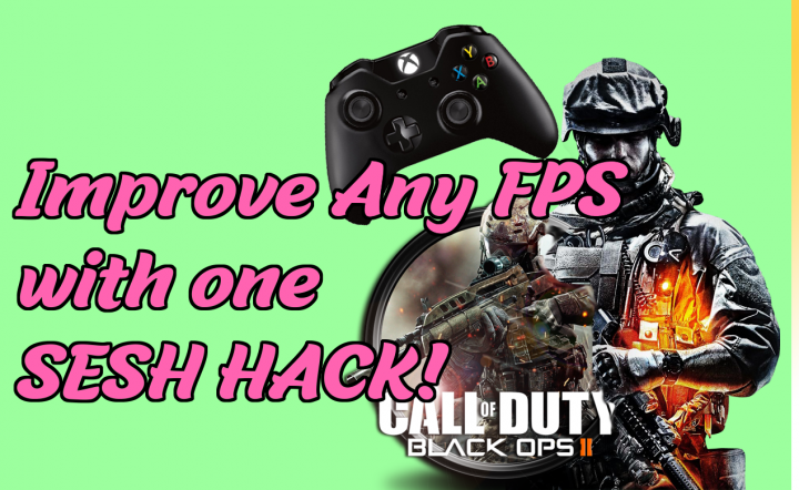 Improve Any First Person Shooter With This SESH Stoner HACK   DaSesh