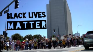 I Marched with 120,000 People In Los Angeles for Black Lives Matter #BLM