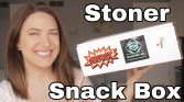 NEW! THINK OUTSIDE THE BOX Stoner Snack Box - the first box ever!  +Autism Owned