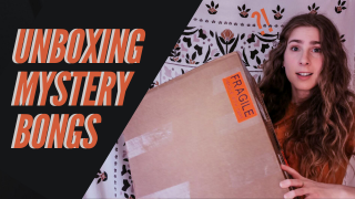 MYSTERY Bong UNBOXING