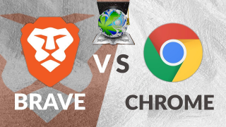 FINALLY Dumping Chrome Browser ...For Brave - Business Model Comparison
