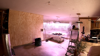 TWTGC Grow Room Build: Episode 2