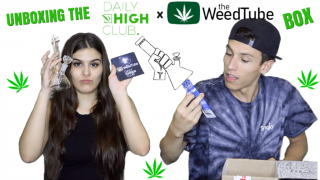 DAILY HIGH CLUB x THE WEEDTUBE UNBOXING!