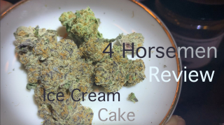 NJ Medical Dispensary Strain Review: Ice Cream Cake (Garden State Dispensary, Woodbridge, NJ)