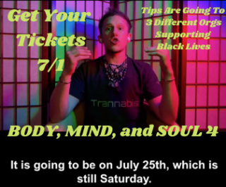 Virtual Event Announcement! Body, Mind, and Soul 4!