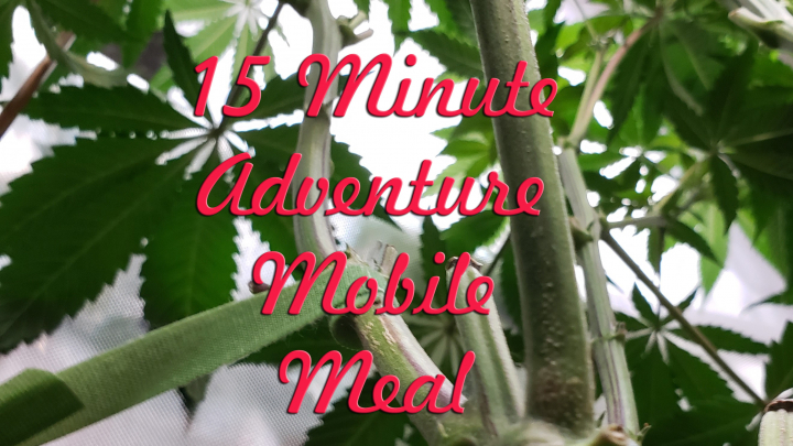 15 Minute Adventure Mobile Meal
