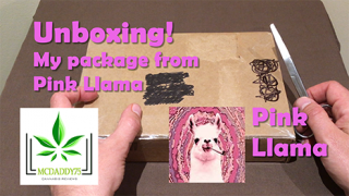 Unboxing My Next Round which is with Pink Llama