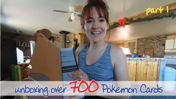 Mystery Pokemon unboxing part 1