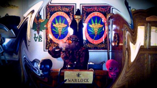 SESHING MEDICALLY WITH THE GOTHIC WARLOCK LORD & HIS BOOK OF SHADOWS (EPISODE #104)