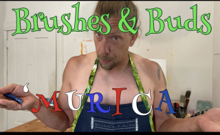 Brushes and Buds 'Murica