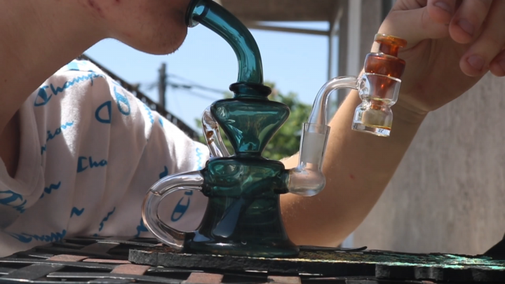 TOOK AT FAT DAB WAYY TOO COLD (Best Cannabis Fail Of 2020)