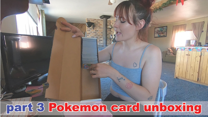 Part 3: 700+ Pokemon card unboxing