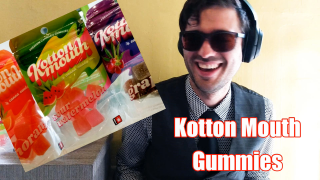 Edible Review: Kotton Mouth Gummies