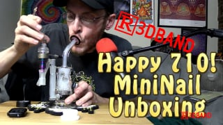 Happy 710! MiniNail Unboxing