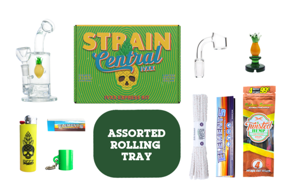 The Strain Central Hemper Box Unboxing