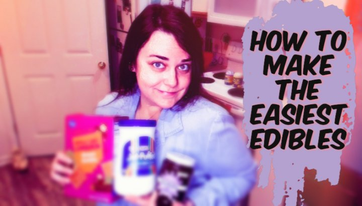 SESHIN WITH DEV | HOW TO MAKE THE EASIEST EDIBLE EVER |