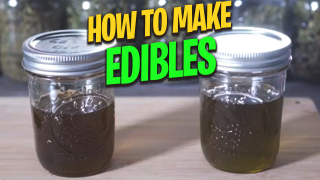 Tips for Making Edibles - Beginner's guide to making edibles