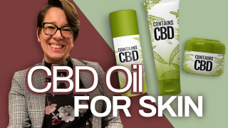 My Favourite Skin Care Products (CBD Oil for Skin)