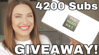 4200 SUBS! TWB July Mega Box - and I'm giving the whole box away!