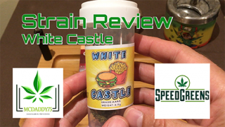 White Castle (AAAA) from SpeedGreens - Strain Review