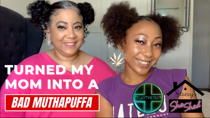I TURNED MY MOM INTO A BAD MUTHAPUFFA | TYLER THERAPY
