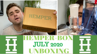 Hemper Box Unboxing | July 2020