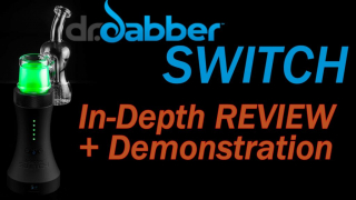 Induction Dabs!!!!!!!!!! Dr Dabber SWITCH Review & Demo
