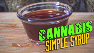 How to make Cannabis Simple Syrup
