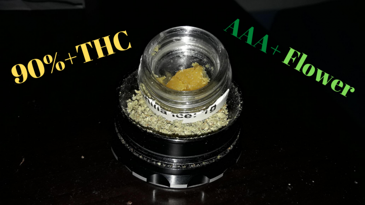 Vanilla Ice Live Resin And Super Nuken Session!