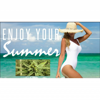 Enjoy your Summer with Marijuana