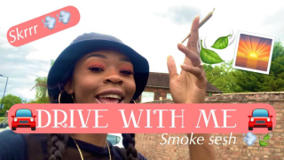 FAVE SPOTS TO GET HIGH IN LONDON! || Drive With Me || Smoke Sesh (Part 1)