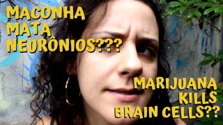 Maconha mata neurônios? - #TBT - Cannabis kills brain cells?