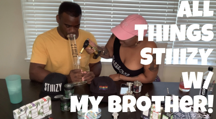 GETTING MY BROTHER SUPER LIIIT W/ STIIIZY