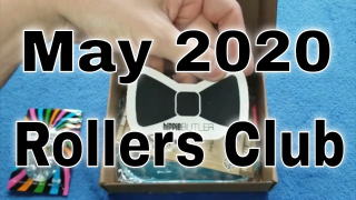 Hippie Butler May 2020 Rollers Club Box Unboxing and Review
