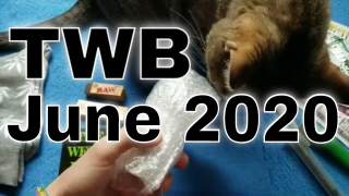 The Weed Box June 2020 Weekend Box Unboxing and Review