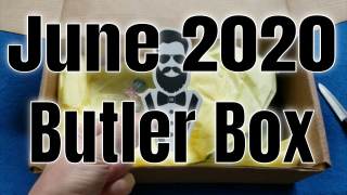 Hippie Butler June 2020 Butler Box Flower Essentials Month 2 Unboxing and Review
