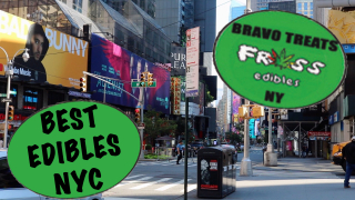 Best NYC Edible brand | BravoTreatsNY