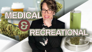 What's the Difference Between Medical and Recreational Cannabis?