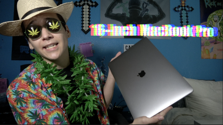 16-inch MacBook Pro UNBOXING/REVIEW