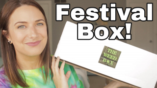 THE WEED BOX Festival Box August 2020