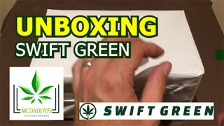Unboxing - My SWIFT GREEN Package - Mail Order Marijuana