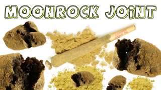 Rolling A Moonrock Joint