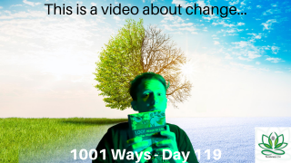 Change Is Good - 1001 Ways