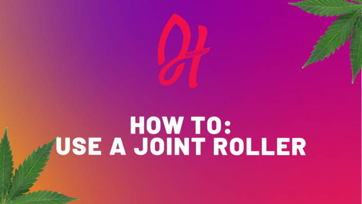 How To : Use A Joint Roller