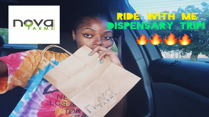 RIDE WITH ME: TO THE DISPENSARY