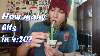 How many bong rips in 4:20?? V2