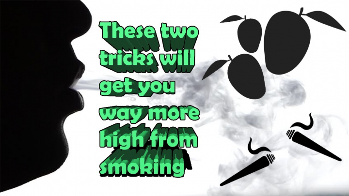 How to get more high when smoking