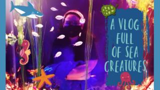 IN THE LIFE OF DEV | A VLOG FULL OF SEA CREATURES